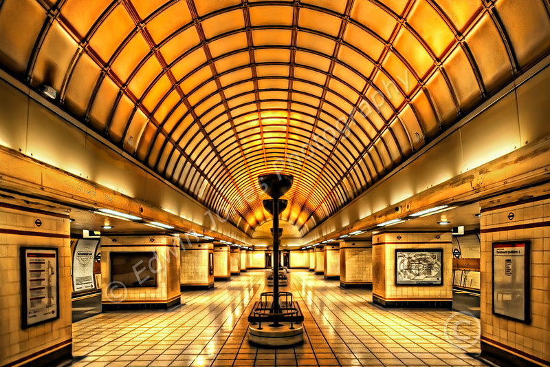 Edwin Jones Photography London Underground London Underground Art Deco
