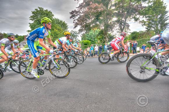 Tour de France Stage 5 Rouen to Saint Quentin  Tonemapped