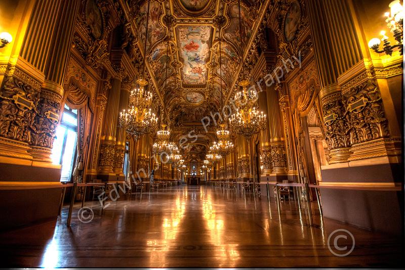 Grand Foyer Opéra Garnier : Edwin jones photography grand foyer opera garnier paris