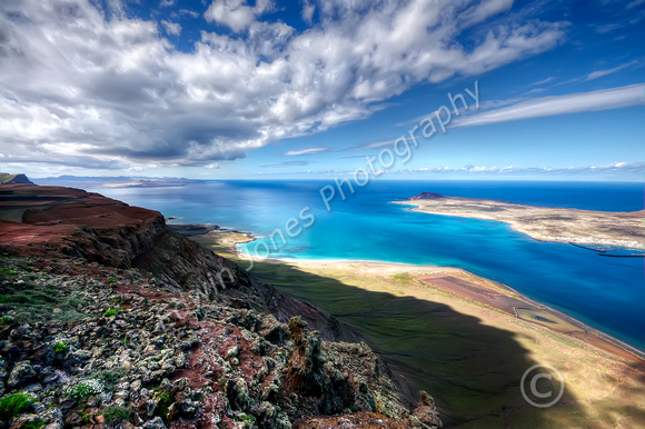 Mirador Land Sea and Sky Lanzarote