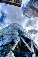 Sky High Gherkin London