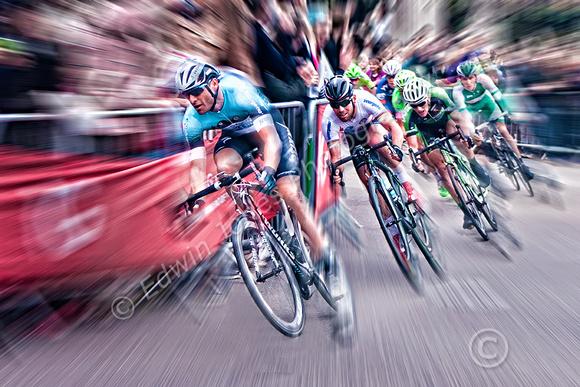 Mark Cavendish Sprint Lineup Final