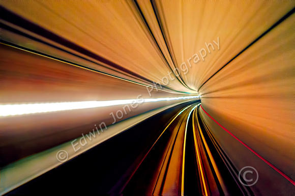 DLR Warp Speed Final