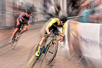 Chichester City Centre Cycling Criterium Race