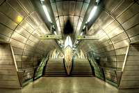 Southwark Starship Jubilee Line London