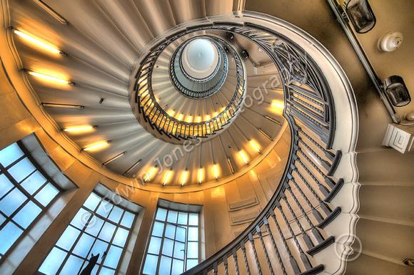 Heals Golden Spiral Tonemapped