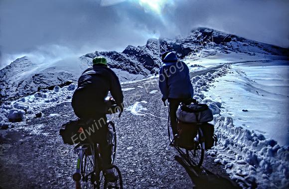 Pico Veleta Snow Climb Final